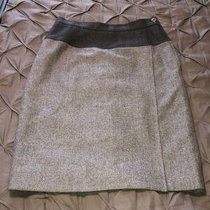 Valentino Boutique Wool Skirt